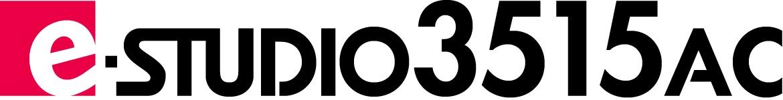 logo e-STUDIO3515AC