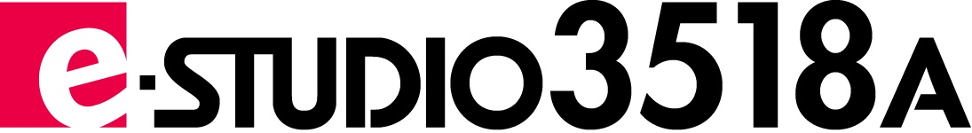 logo e-STUDIO3518A