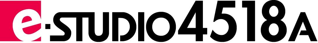 logo e-STUDIO4518A