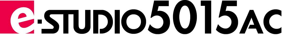 logo e-STUDIO5015AC