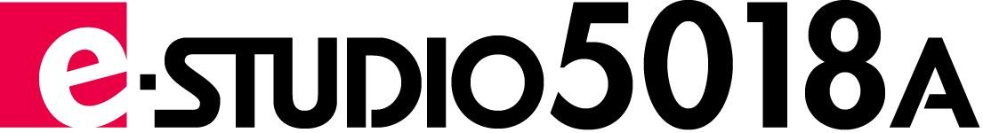logo e-STUDIO5018A