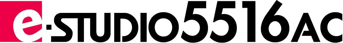 logo e-STUDIO5516AC