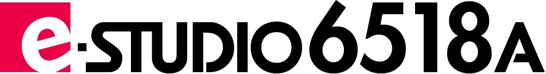 logo e-STUDIO6518A