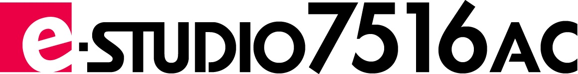 logo e-STUDIO7516AC