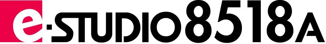 logo e-STUDIO8518A